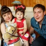 Ариша, Юля и Артем