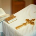 крест и молитва