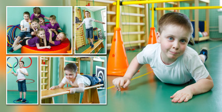 Фотограф детский сад