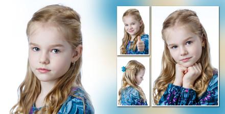 Портретные фотографии для фотокниги