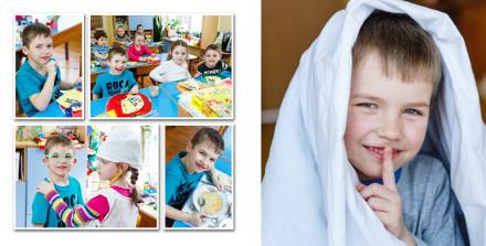 Игры и занятия в детском саду
