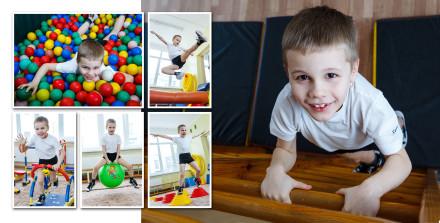 Спортивные занятия в детском саду выпускной альбом